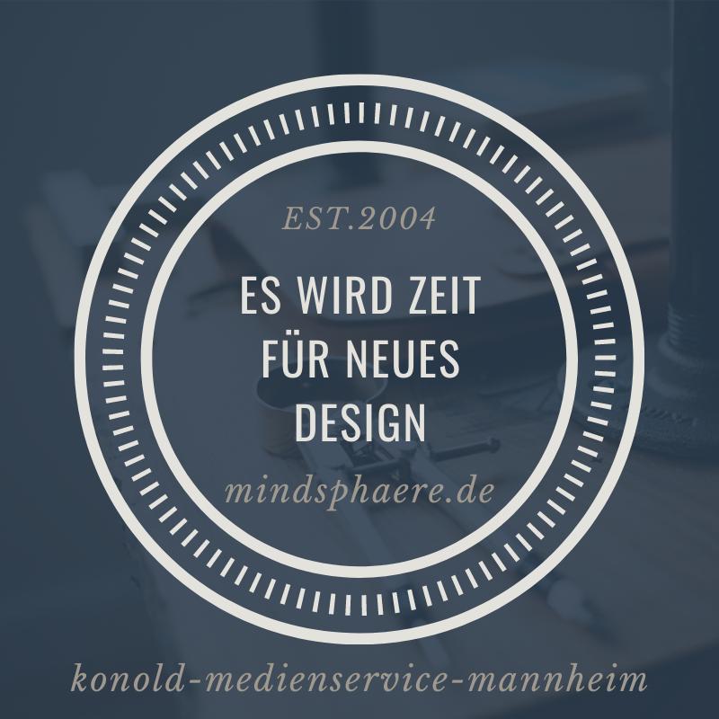 Konold Medienservice - Agentur für Webdesign und Printmediengestaltung