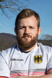Kapitän Jörn Schröder vom Heidelberger Ruderklub